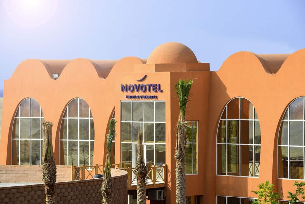 Hotel Novotel Marsa Alam 5* - Hurghada 17