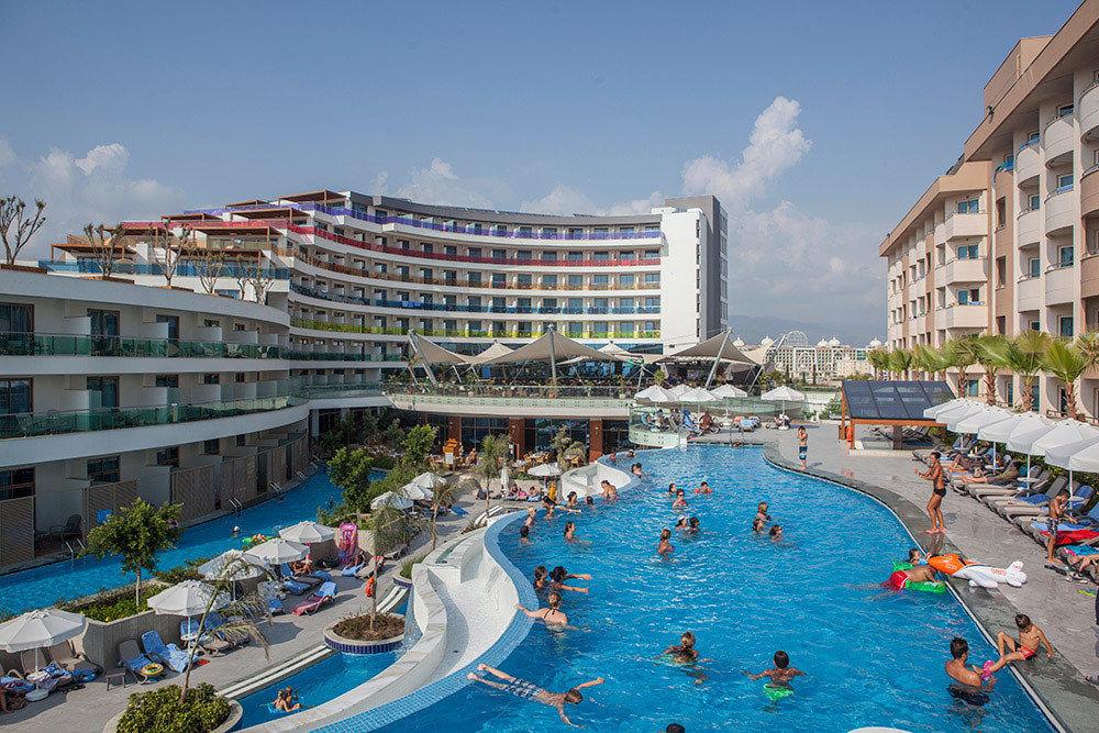 Hotel Long Beach Harmony 5* - Alanya 8