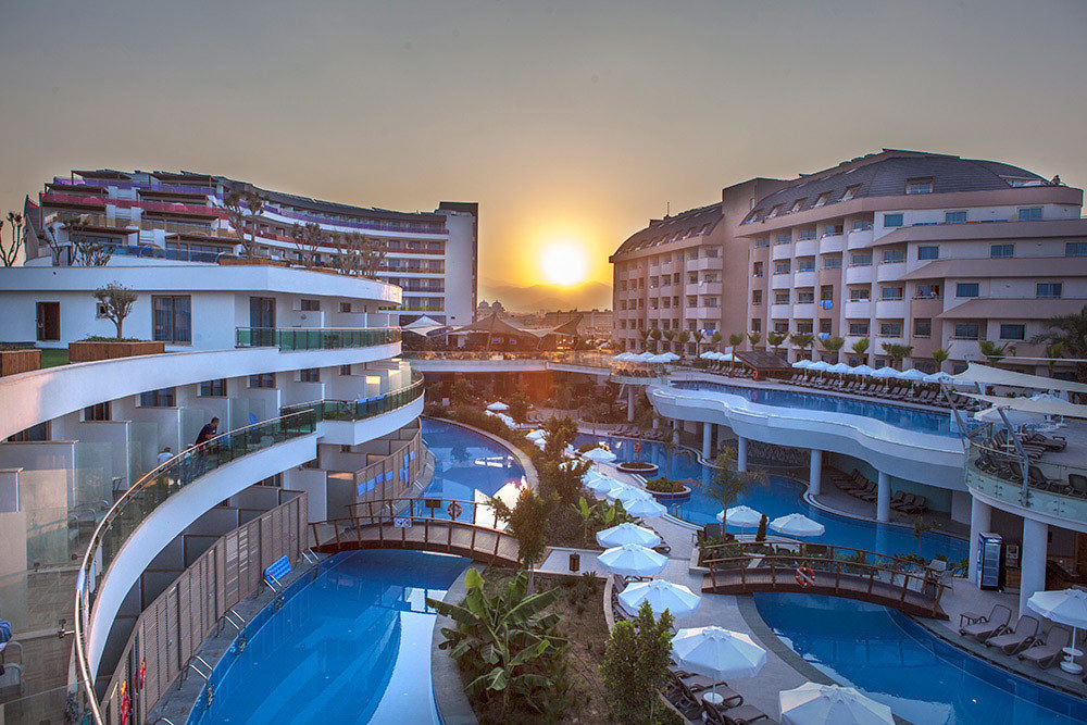 Hotel Long Beach Harmony 5* - Alanya 1