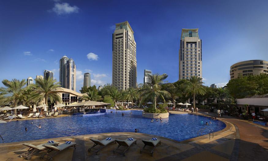 Hotel Habtoor Grand Beach Resort & Spa 5* - Dubai Jumeirah 21