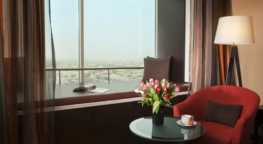 Hotel Towers Rotana 4* - Dubai 11