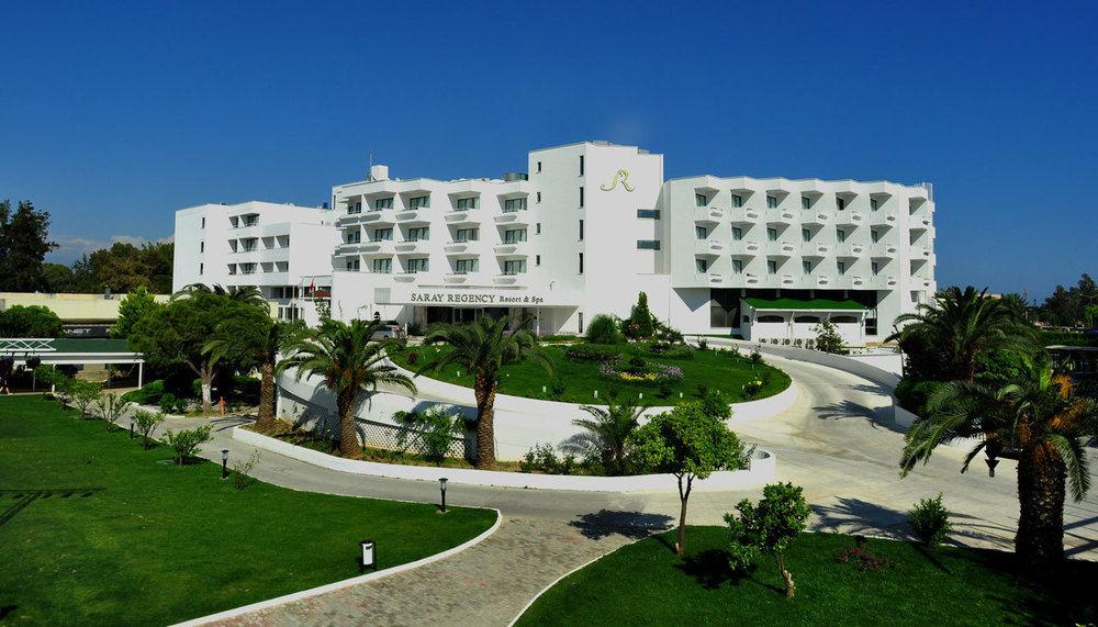 Hotel Maritim Saray Regency 5* - Side   12