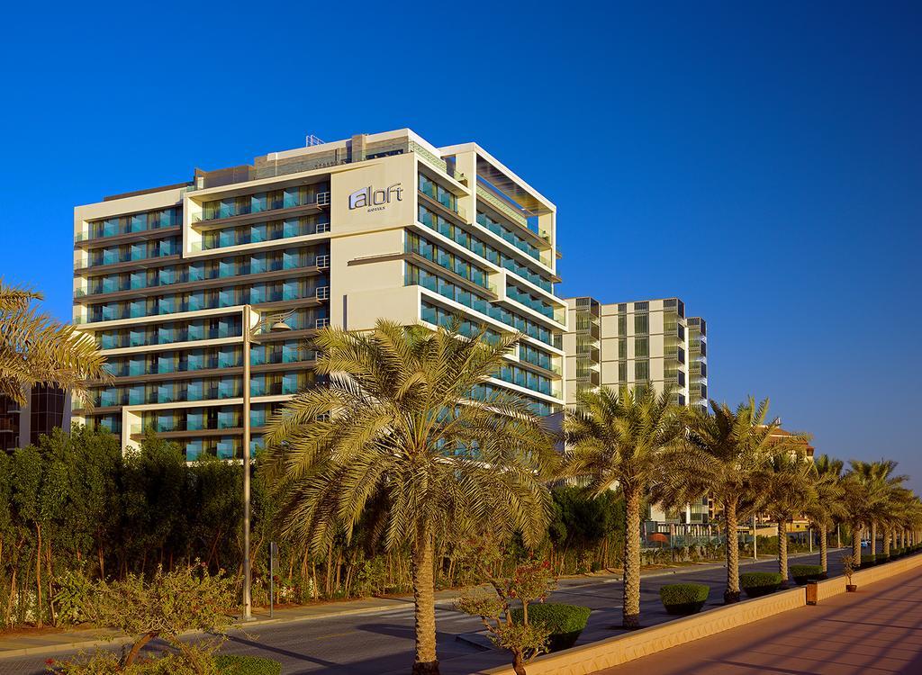 Hotel Aloft Palm Jumeirah 4* - Dubai 1