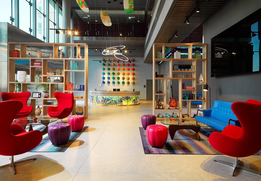 Hotel Aloft Palm Jumeirah 4* - Dubai 2