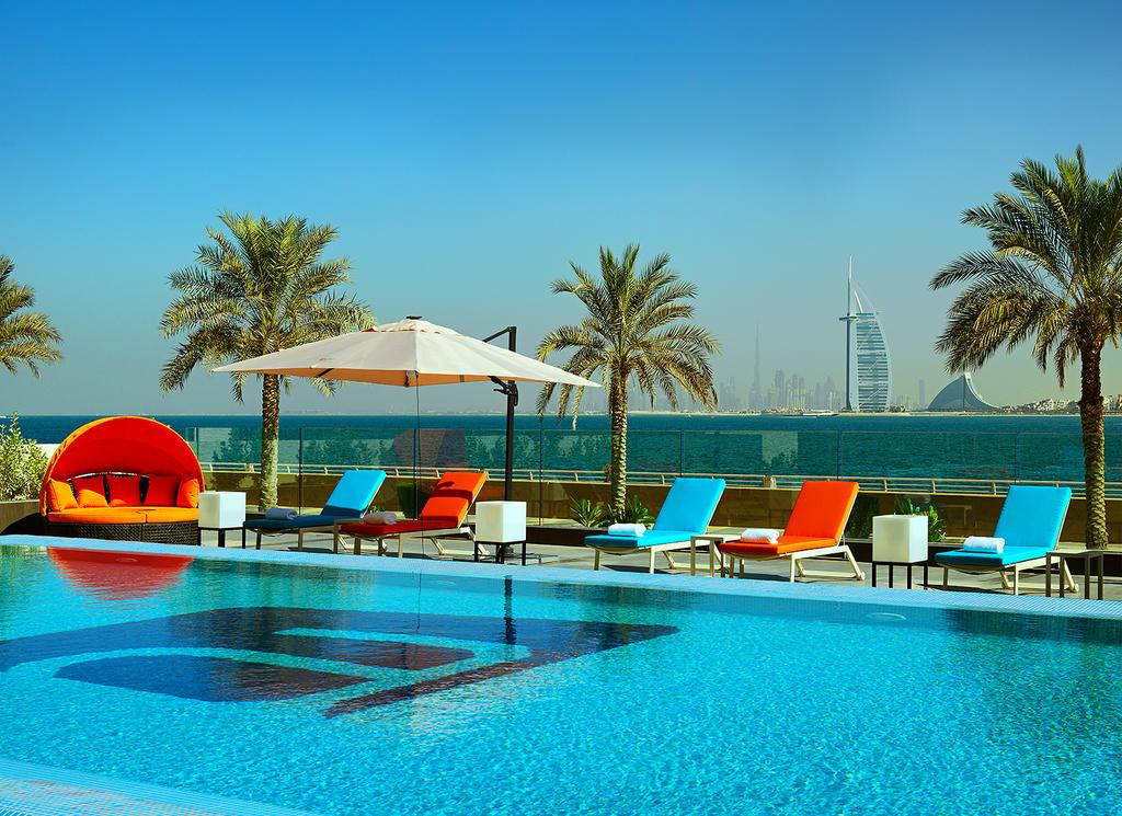 Hotel Aloft Palm Jumeirah 4* - Dubai 4