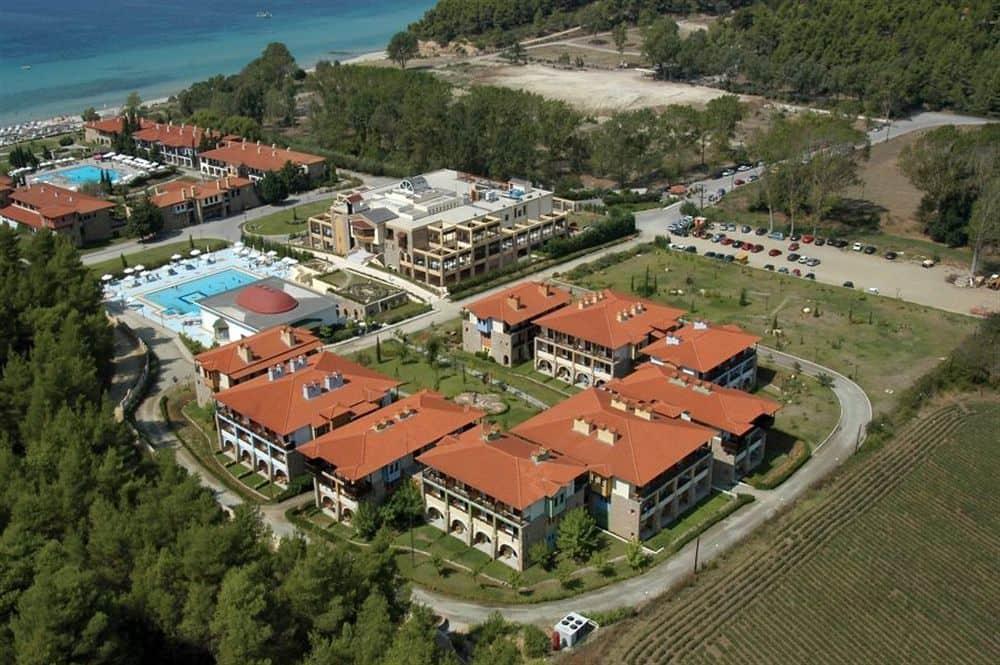 Hotel Simantro Beach 5* - Halkidiki, gratuit la cazare 2 copii pana la 11 ani 7