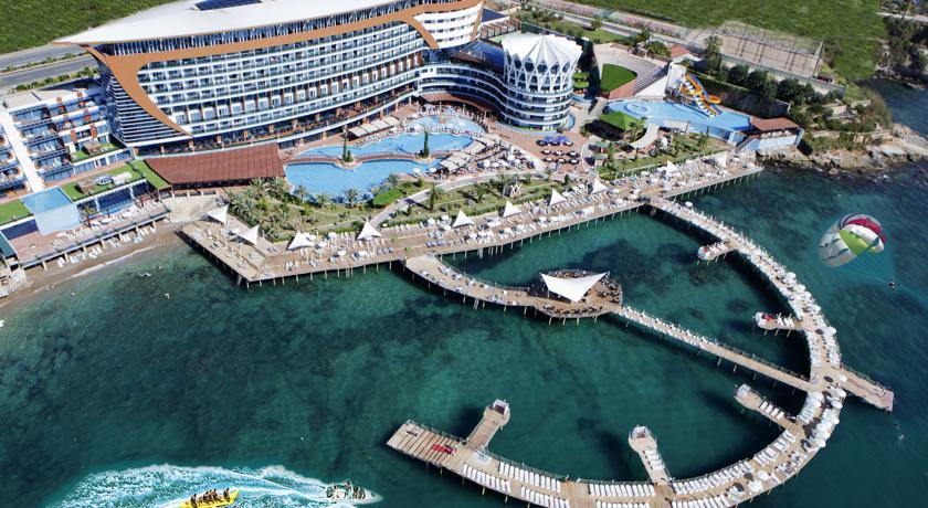 Hotel Granada Luxury Resort & Spa 5* - Alanya 1