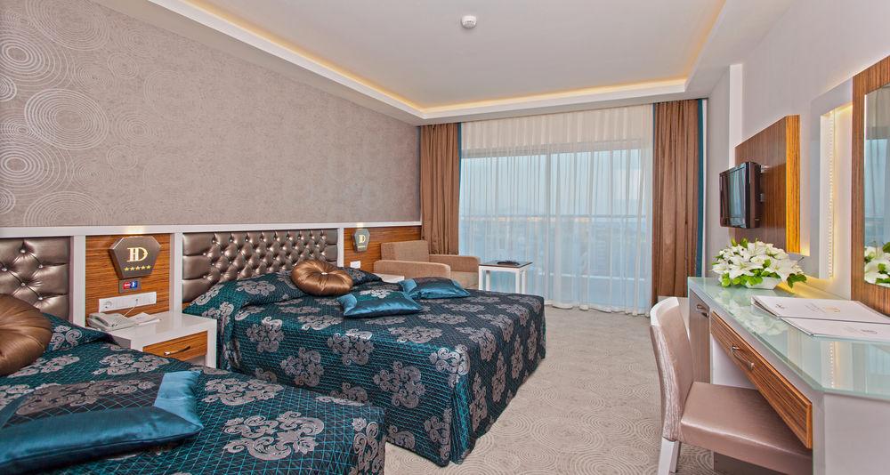Hotel Diamond Hill 5* - Alanya 13