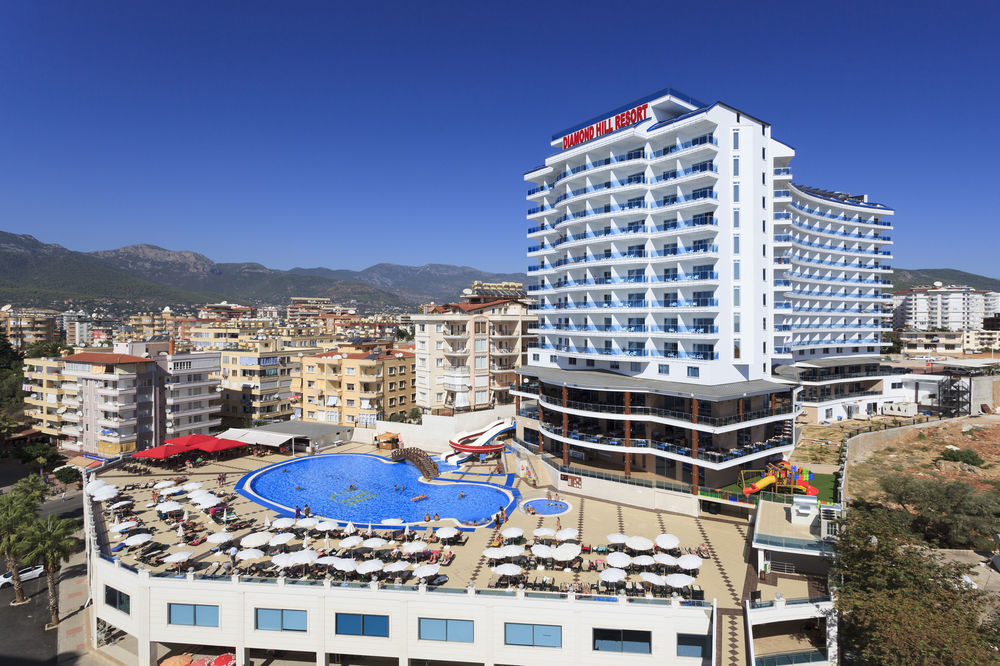 Hotel Diamond Hill 5* - Alanya