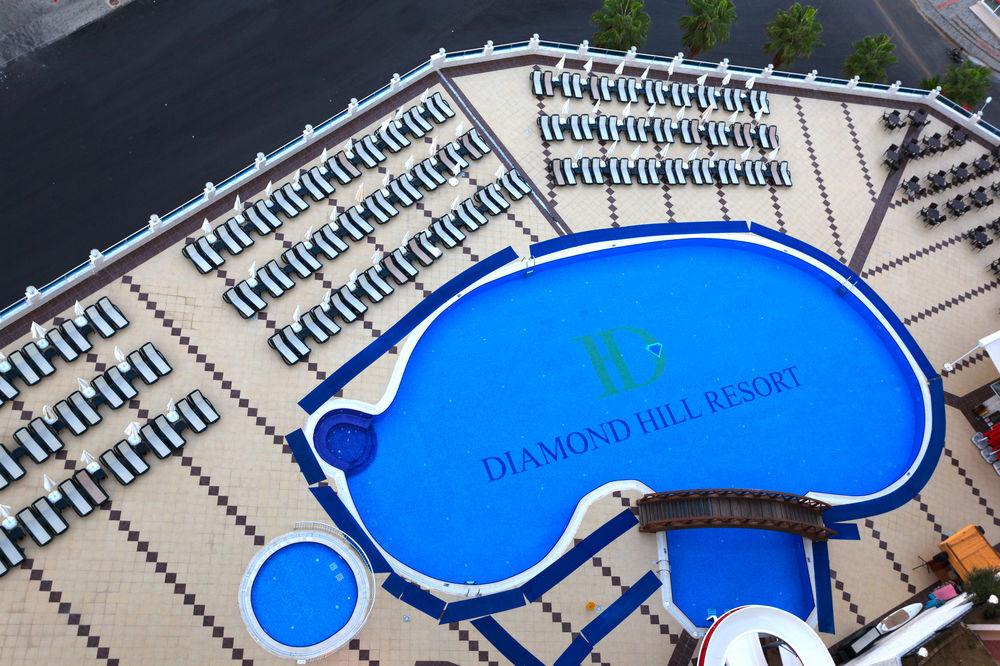Hotel Diamond Hill 5* - Alanya 2