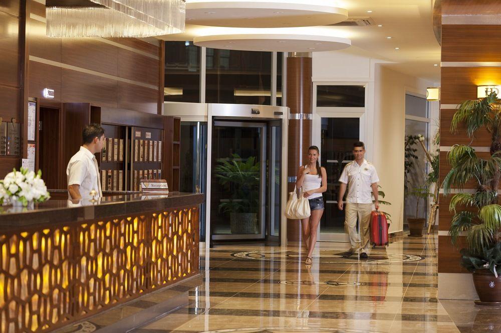 Hotel Diamond Hill 5* - Alanya 14