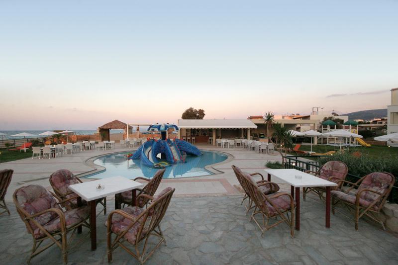 Hotel Dimitrios Village Beach Resort 4* - Creta Rethymno 7