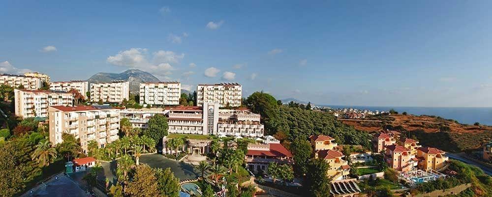 Hotel Club Paradiso Hotel 5* - Alanya 4