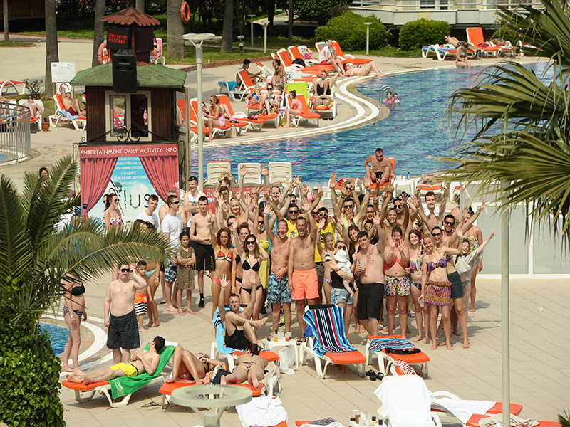 Hotel Green Nature Resort & Spa 5* - Marmaris 15