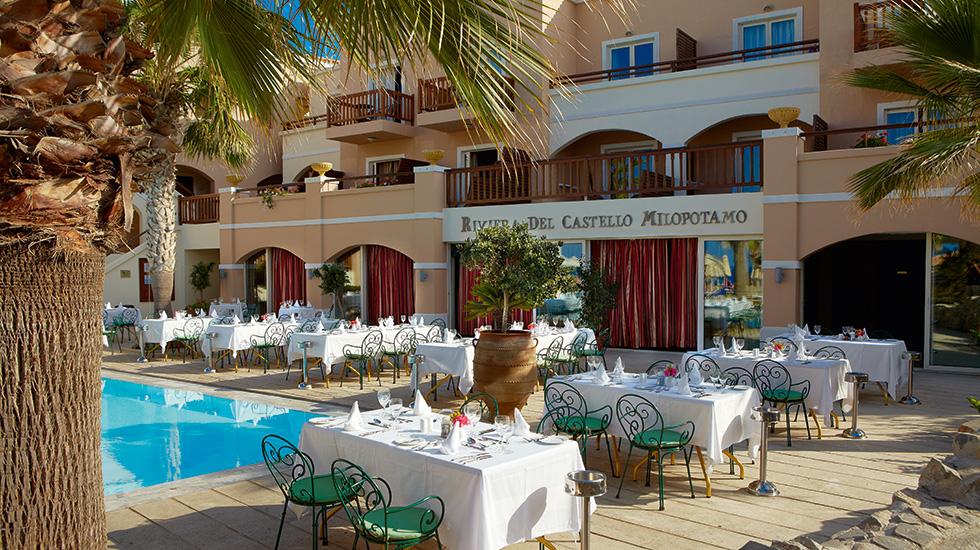 Hotel Grecotel Club Marine Palace & Suites 4* SUP - Creta Chania 9