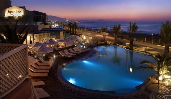 Hotel Aegean Pearl 5* - Creta Chania 10