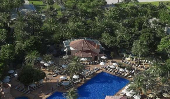 Hotel Habtoor Grand Beach Resort & Spa 5* - Dubai Jumeirah 3