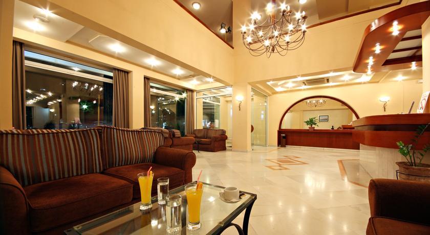 Hotel Arkadi 3* - Creta Chania 9