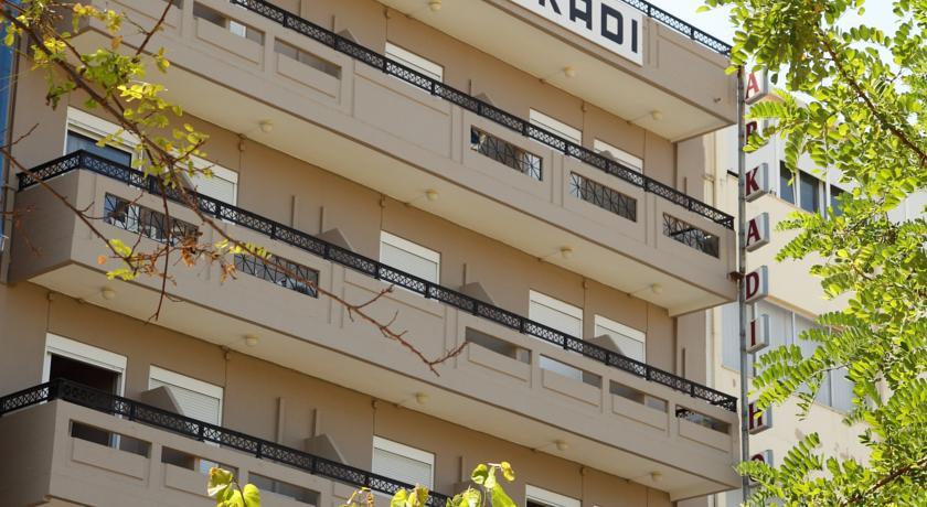 Hotel Arkadi 3* - Creta Chania 16