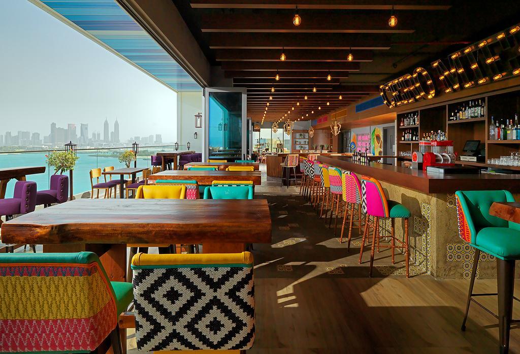 Hotel Aloft Palm Jumeirah 4* - Dubai 8