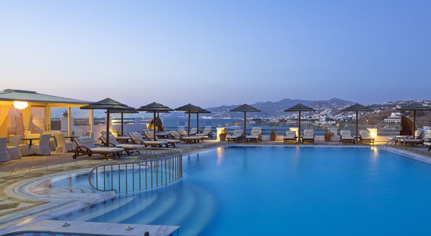 Hotel Grand Beach 4* superior - Mykonos 4