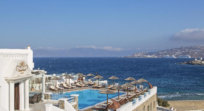 Hotel Grand Beach 4* superior - Mykonos 5