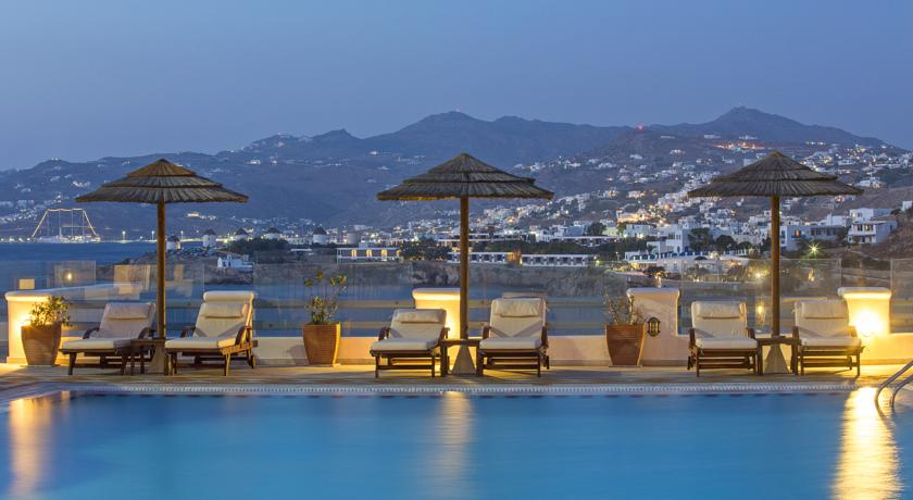 Hotel Grand Beach 4* superior - Mykonos 6