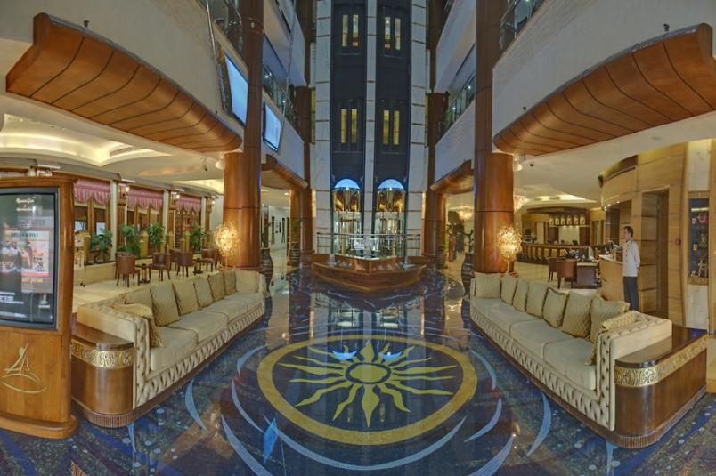 Hotel Grand Excelsior Bur Dubai 4* - Dubai 1