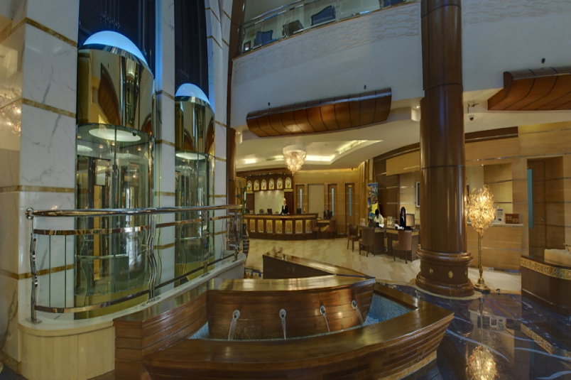 Hotel Grand Excelsior Bur Dubai 4* - Dubai 2
