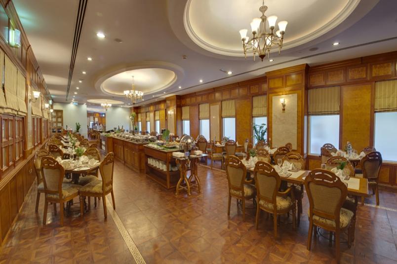 Hotel Grand Excelsior Bur Dubai 4* - Dubai 10