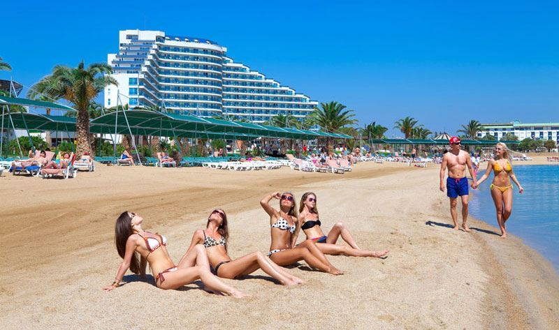 Hotel Venosa Beach Resort & Spa 5* - Didim 17