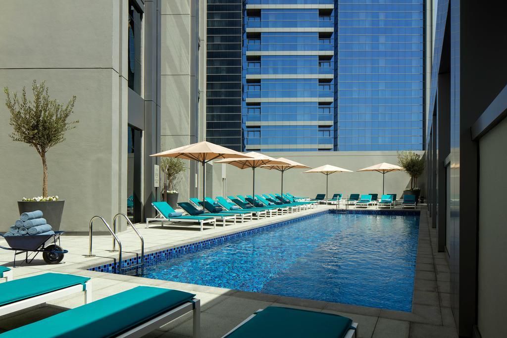 Hotel Rove Dubai Marina 3* - Dubai 2