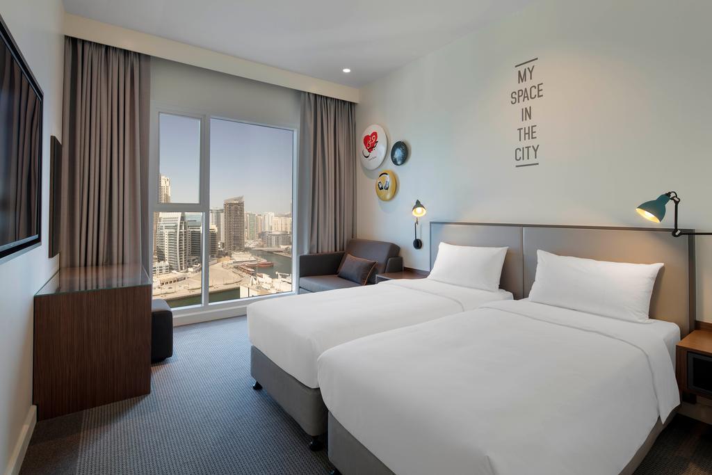 Hotel Rove Dubai Marina 3* - Dubai 4