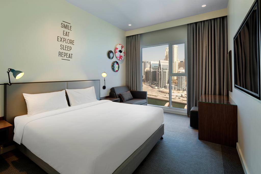 Hotel Rove Dubai Marina 3* - Dubai 6