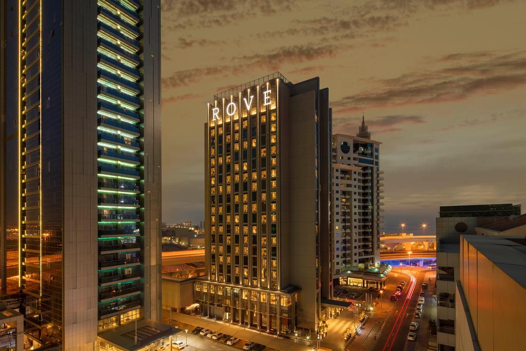 Hotel Rove Dubai Marina 3* - Dubai 8