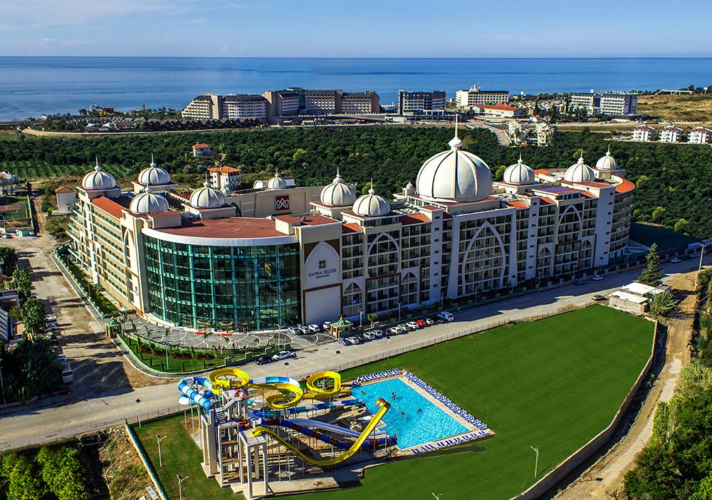 Hotel Alan Xafira Deluxe Resort 5* - Alanya