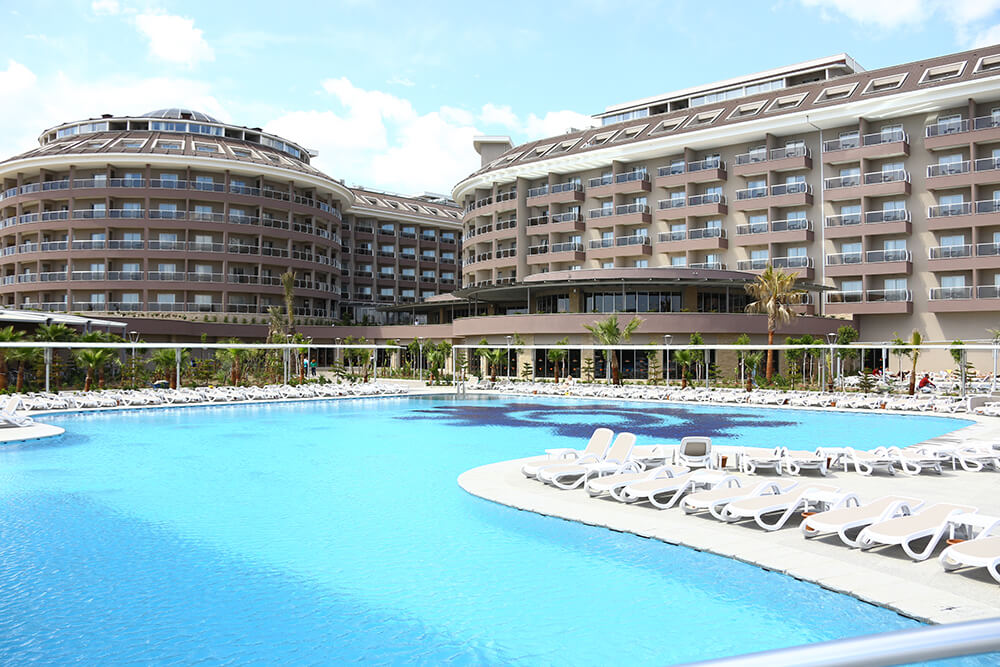 Sunmelia Beach Resort Hotel & Spa 5* - Side  17