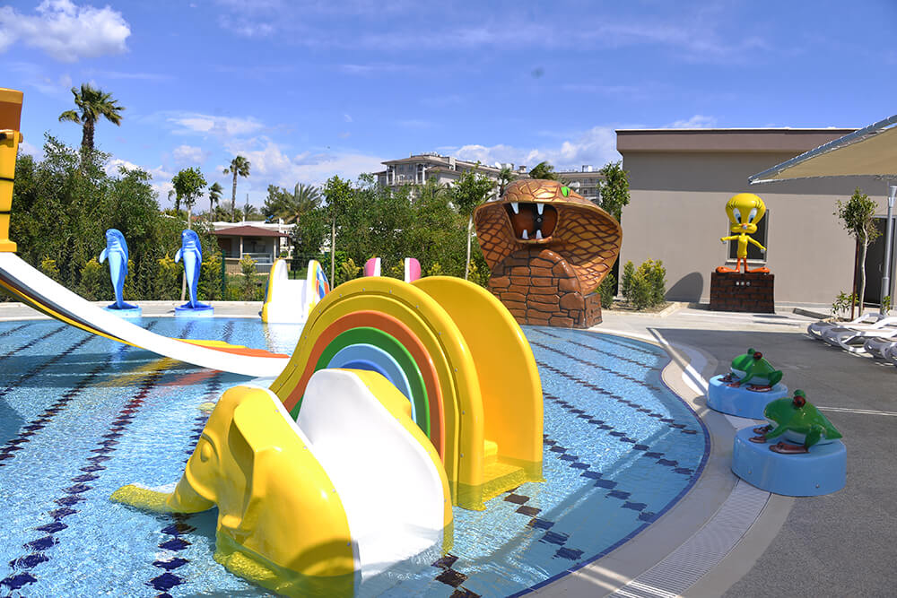 Sunmelia Beach Resort Hotel & Spa 5* - Side  6