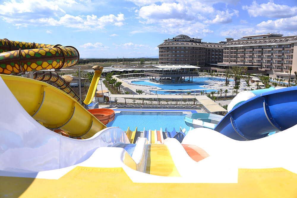 Sunmelia Beach Resort Hotel & Spa 5* - Side  5