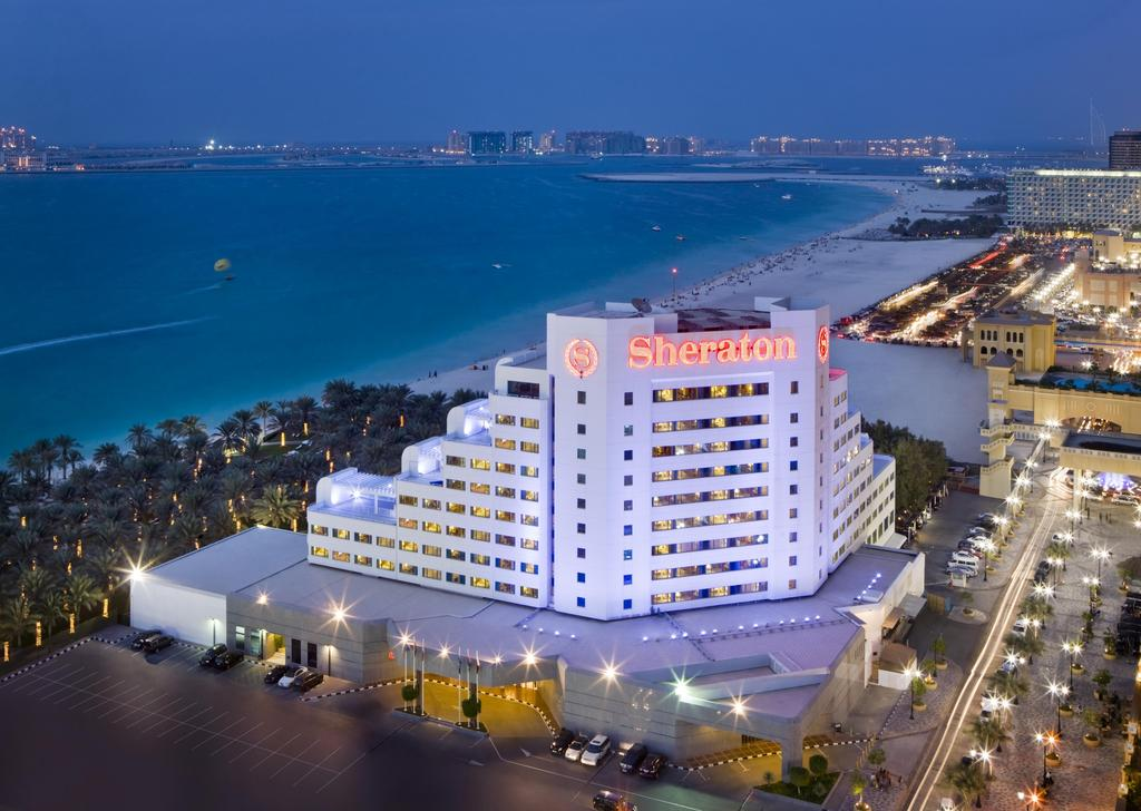 Hotel Sheraton Jumeirah Beach 5* - Dubai 3