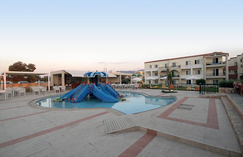 Hotel Dimitrios Village Beach Resort 4* - Creta Rethymno 9