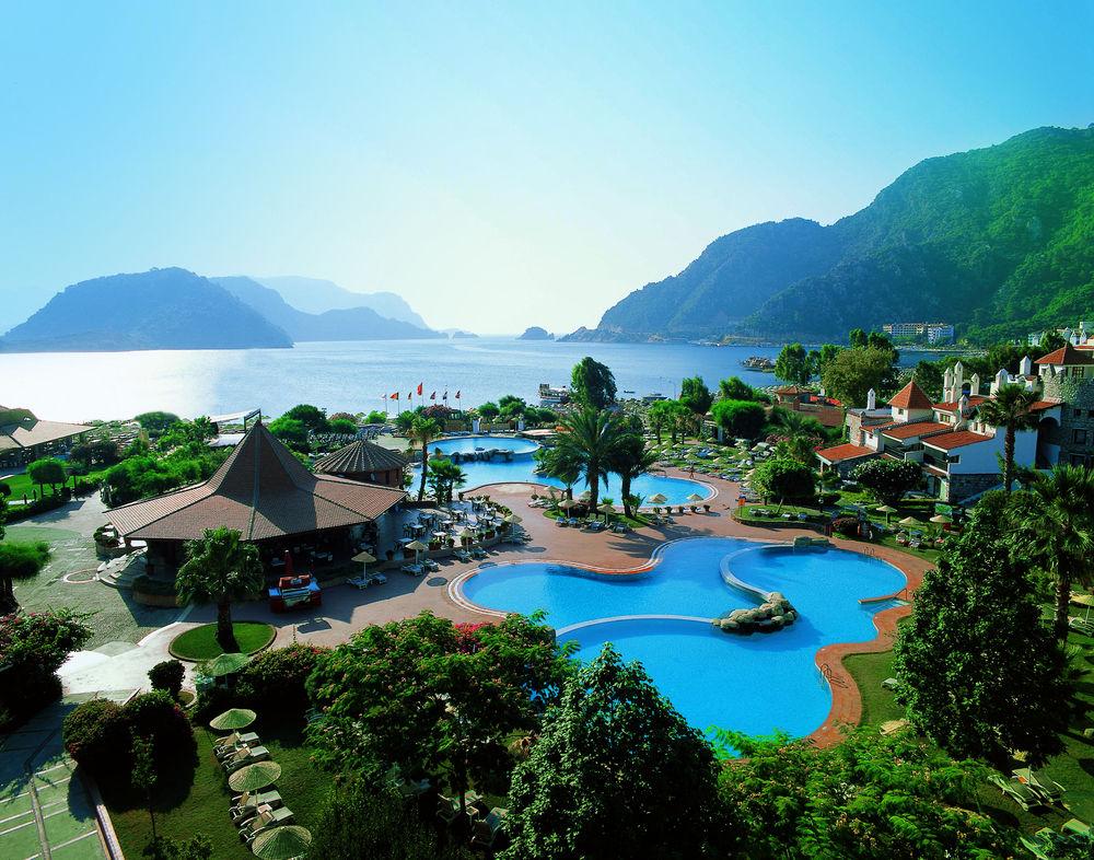 Hotel Marti Resort Deluxe 5* - Marmaris