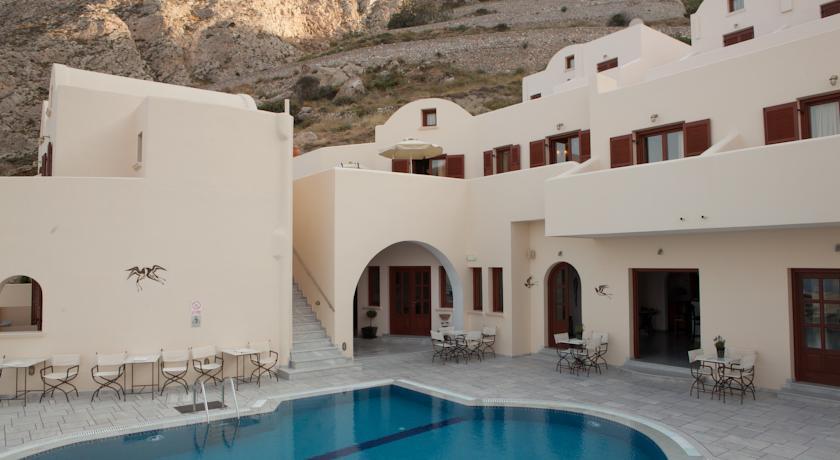 Hotel Epavlis 4* - Santorini 4