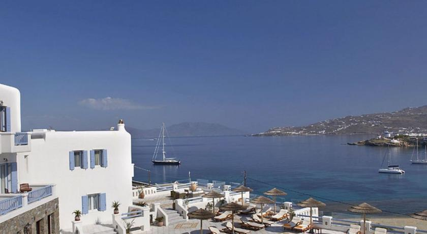Hotel Grand Beach 4* superior - Mykonos 7