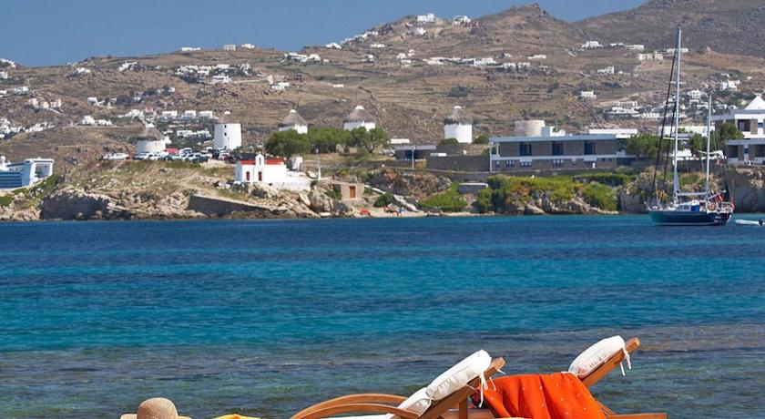 Hotel Grand Beach 4* superior - Mykonos 8