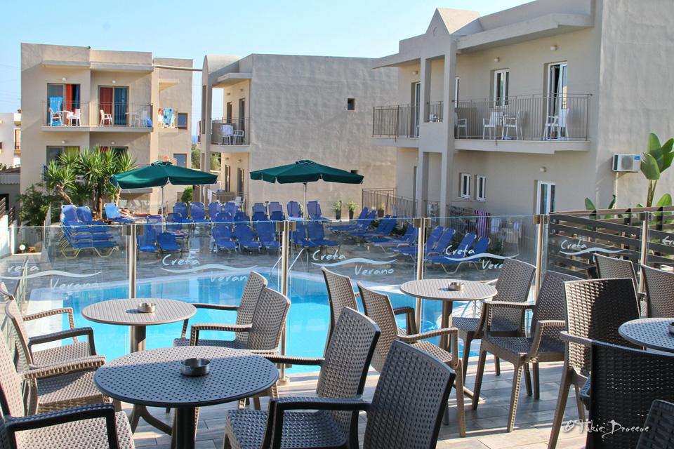 Hotel Creta Verano 3* - Creta Herklion 8