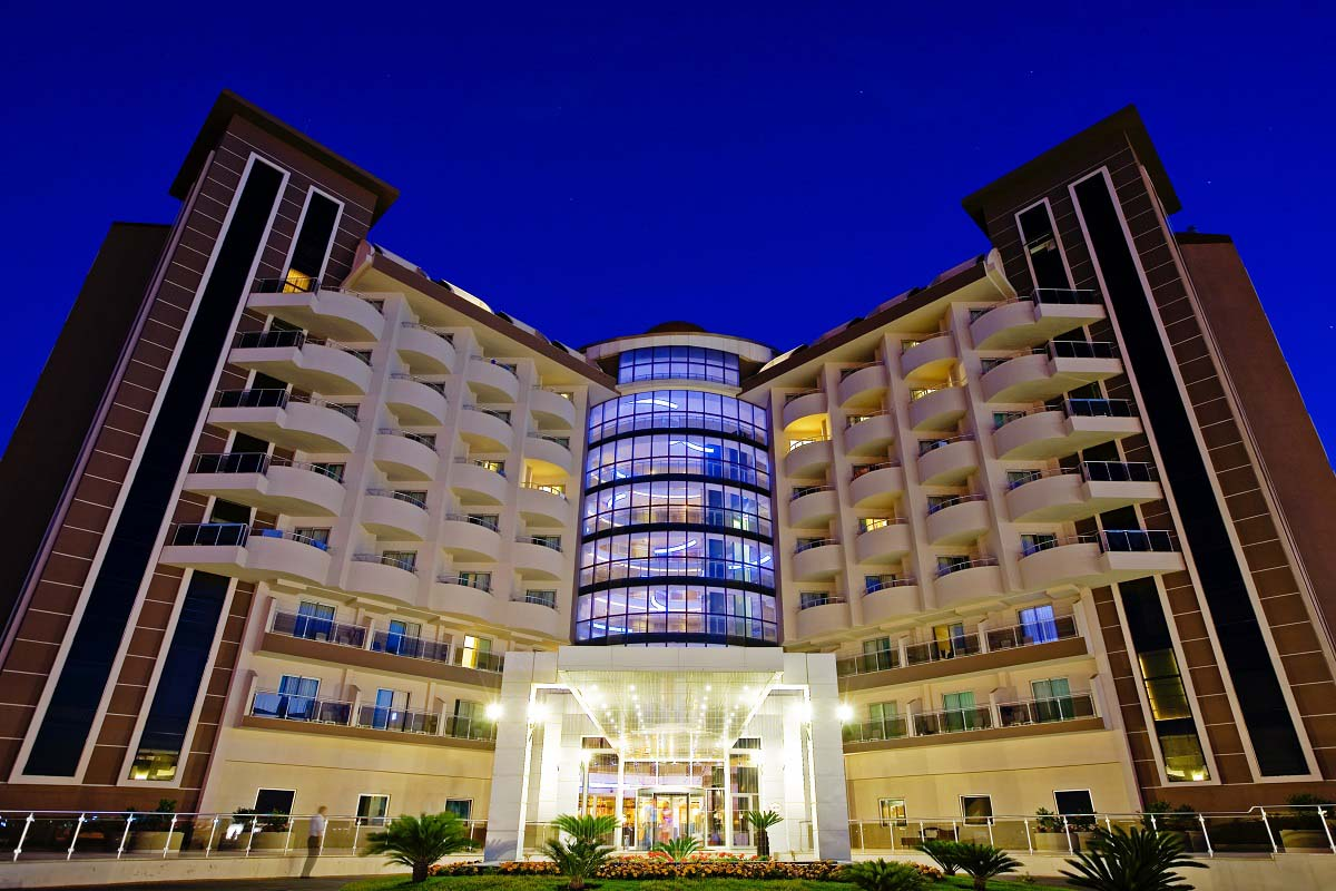Hotel Saturn Palace Resort 5* - Lara