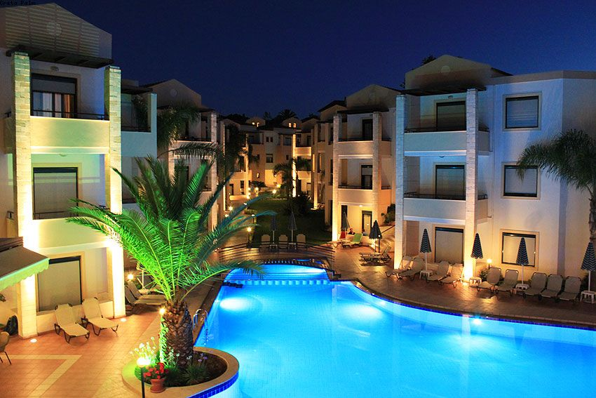 Hotel Creta Palm Resort 4* - Creta Chania  4
