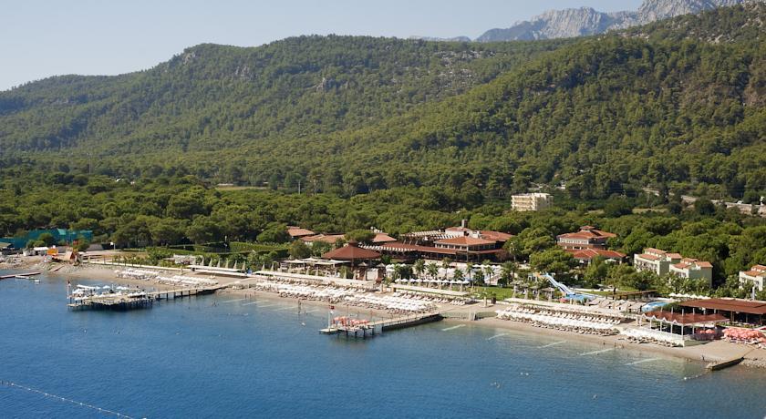 Hotel Crystal Flora Beach 5* - Kemer