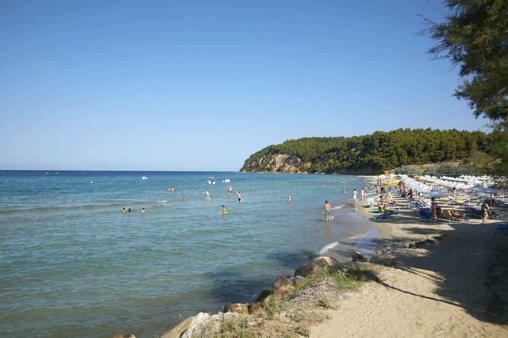 Hotel Simantro Beach 5* - Halkidiki, gratuit la cazare 2 copii pana la 11 ani 2